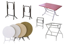 Metal – Foldable Table and Table Leg Production